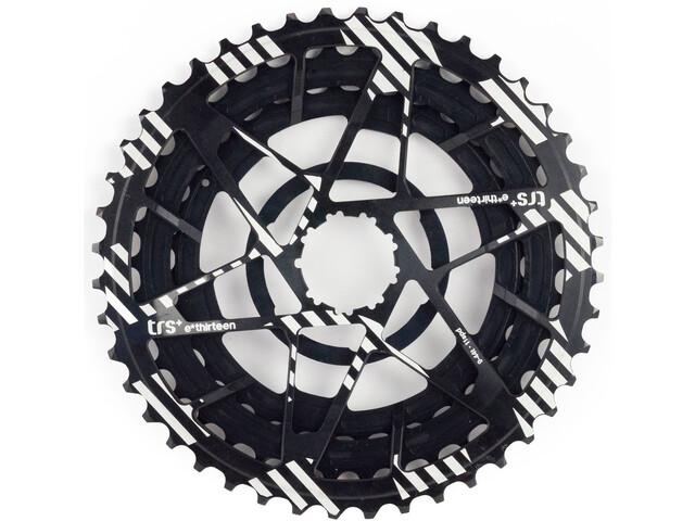 e*thirteen pignon en aluminium Pignons 32-38-44 pour TRS+ cassette 11 vitesses, black